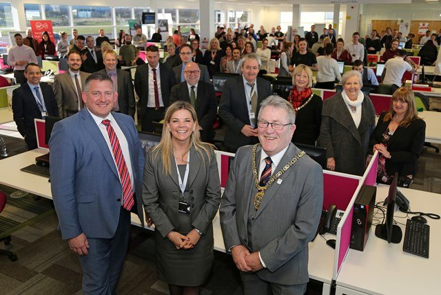 6,000 NEW JOBS ON THE WAY FOR THE REGION