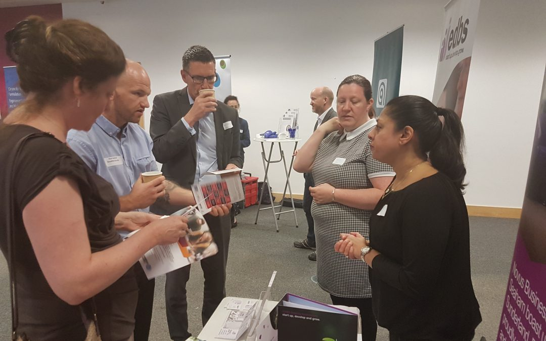 EDBS EXHIBITS AT PBP FUNDING AND BUSINESS SUPPORT EVENT