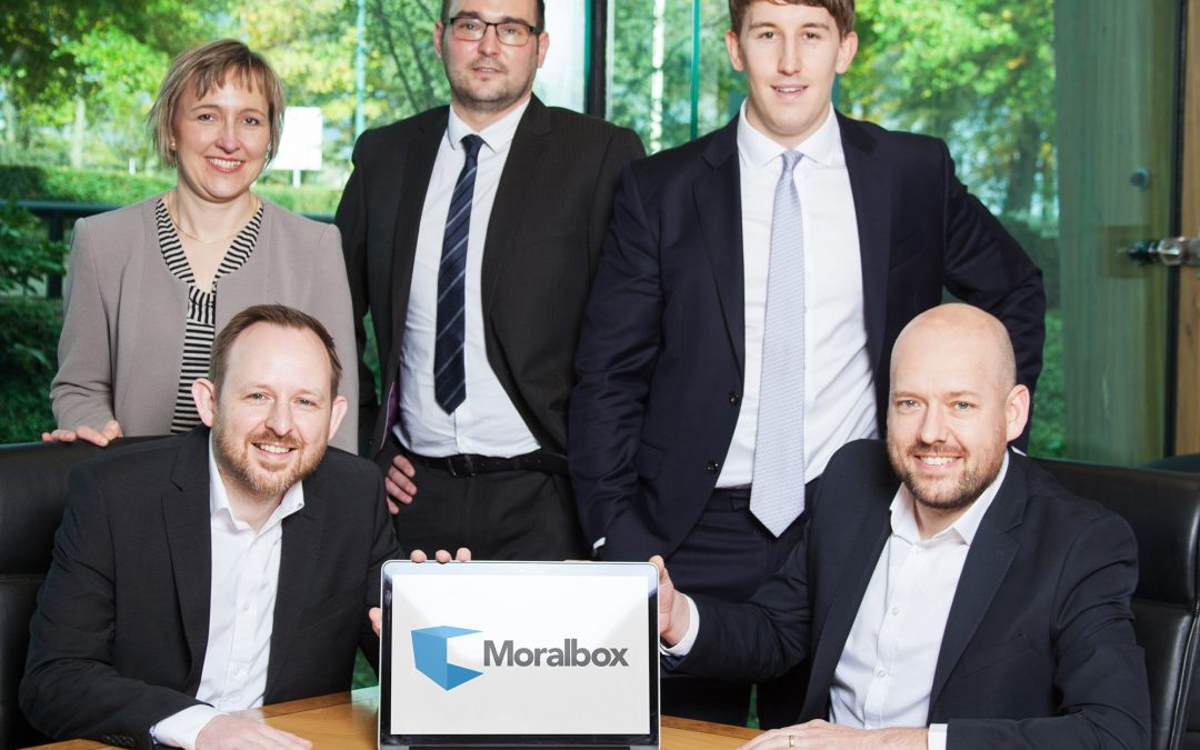 NOVUS TENANT MORALBOX SECURES £40,000 INVESTMENT