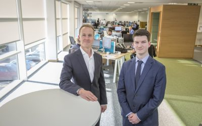 SPECTRUM BUSINESS PARK BOOSTED BY HIGH SPEED INTERNET CONNECTIVITY