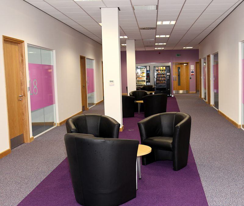 FLEXIBLE, LIGHT, AIRY OFFICE SPACE AVAILABLE AT NOVUS SEAHAM