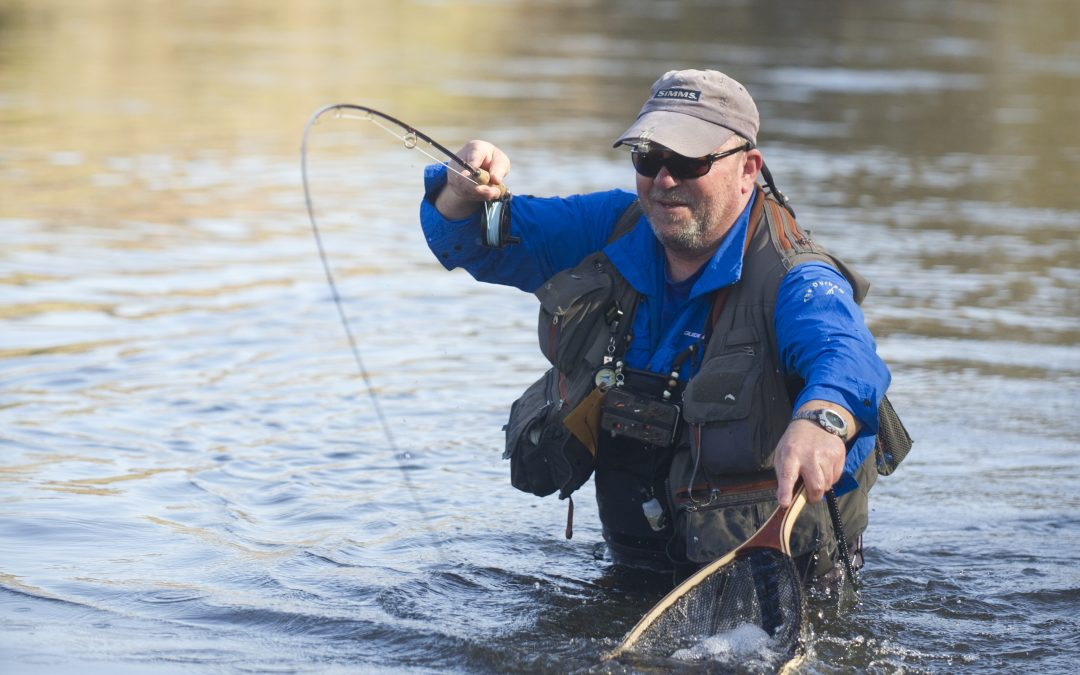 DURHAM FISHING BUSINESS REELING IN SALES AFTER BYB COURSE