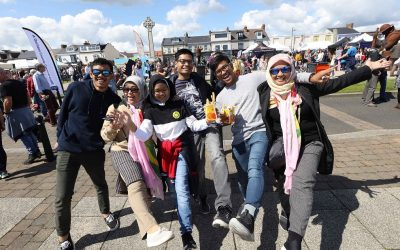 15,000 PEOPLE TURN OUT FOR FIRST SEAHAM FOOD FESTIVAL
