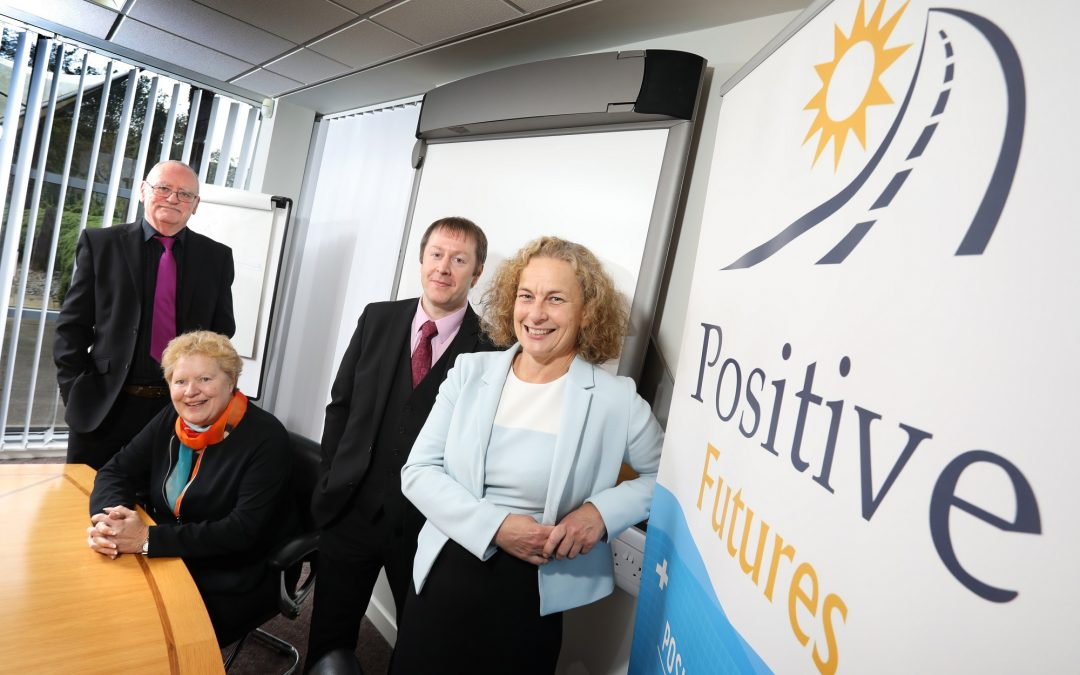TENANT NEWS: GROWTH FOR POSITIVE FUTURE WITH SIX FIGURE INVESTMENT