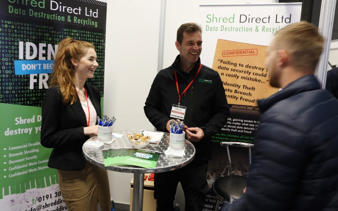 TENANT NEWS: SHRED DIRECT EXHIBIT AT EMCON 2019