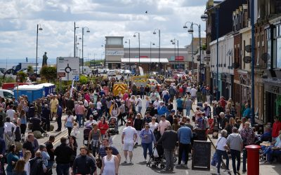SEAHAM FOOD FESTIVAL TO RETURN IN 2020