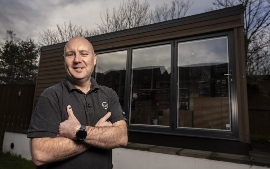FORMER TENANT JIM TARGETS GROWTH AFTER NEAR FATAL HIT AND RUN